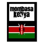 Africankoko Custom Mombasa, Kenya Postcard