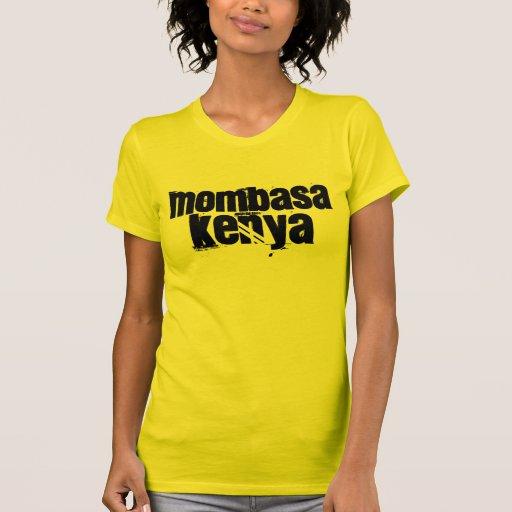 Africankoko Custom Mombasa, Kenya Shirt