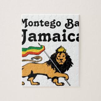 Africankoko Custom Montego Bay, Jamaica Jigsaw Puzzle