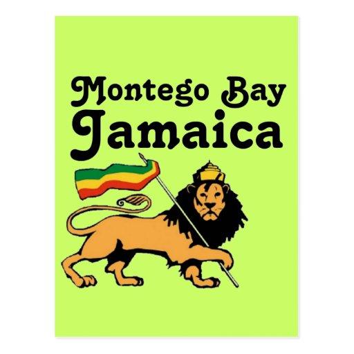 Africankoko Custom Montego Bay, Jamaica Postcard