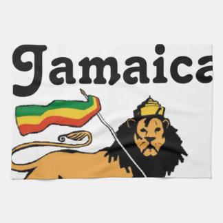 Africankoko Custom Montego Bay, Jamaica Towels