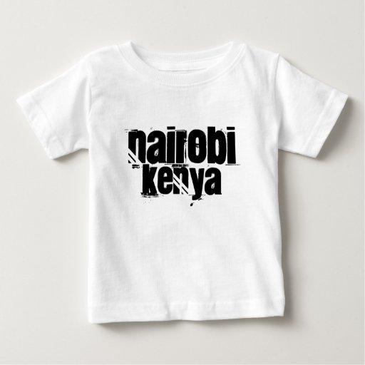 Africankoko Custom Nairobi, Kenya Infant T-shirt