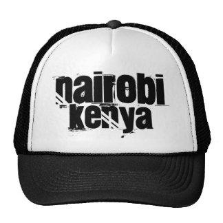 Africankoko Custom Nairobi, Kenya Trucker Hat