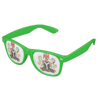 Africankoko Custom Nigeria Retro Sunglasses