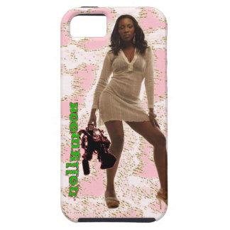 Africankoko Custom Nollywood iPhone SE/5/5s Case