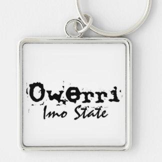 Africankoko custom owerri Imo state keychain