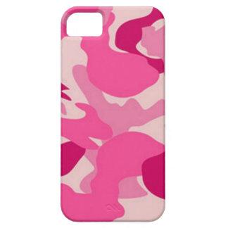 Africankoko Custom  Pink Camouflage iPhone SE/5/5s Case