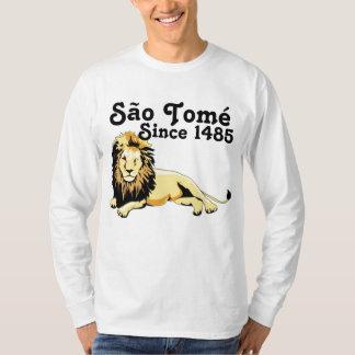 Africankoko Custom  São Tomé and Príncipe T-Shirt