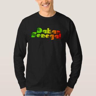 Africankoko Custom Senegal Tee Shirt