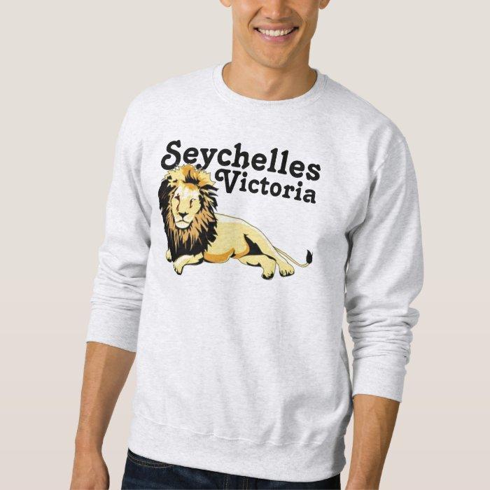 Africankoko Custom; Seychelles Sweatshirt