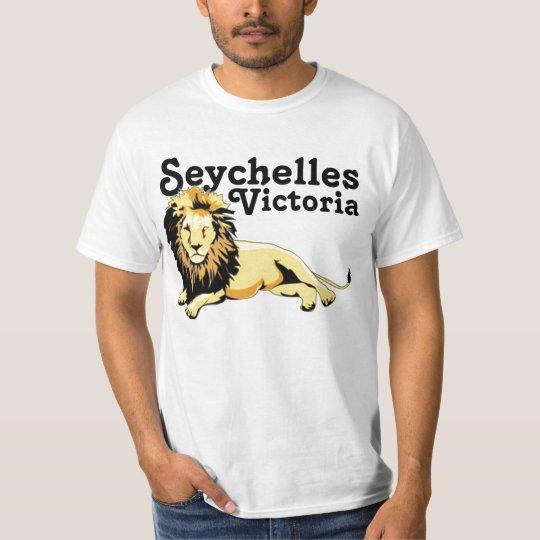 Africankoko Custom; Seychelles T-Shirt