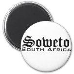 Africankoko custom soweto south Africa magnet