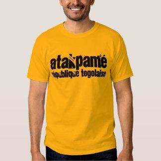 Africankoko Custom, Togolese Republic, Atakpamé T-Shirt
