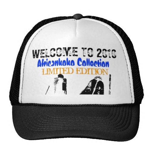 Africankoko Custom Trucker Hat