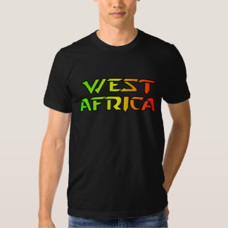 Africankoko Custom West Africa Shirt