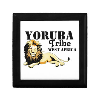 Africankoko Custom Yoruba Tribe(Nigeria) Gift Box