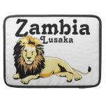 Africankoko Custom  Zambia Sleeve For MacBook Pro