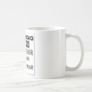 Africankoko Customized Brand Coffee Mug