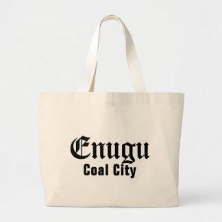Africankoko Enugu de encargo, estado de Enugu, Nig Bolsas Lienzo