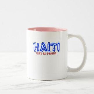"""Africankoko, """"Haití"""" colección de 2010 personaliza Taza De Café"""