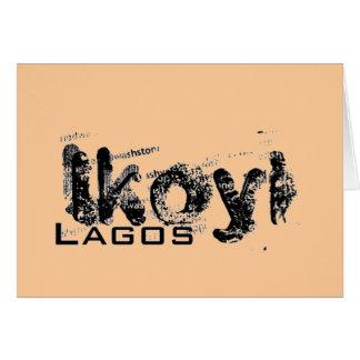Africankoko(Ikoyi, Lagos state, Nigeria) Card