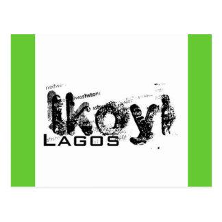 Africankoko(Ikoyi, Lagos state, Nigeria) Postcard