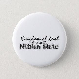 Africankoko Kingdom of Kush, Nubian ,Egypt, Sudan Button