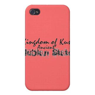 Africankoko Kingdom of Kush, Nubian ,Egypt, Sudan iPhone 4 Case