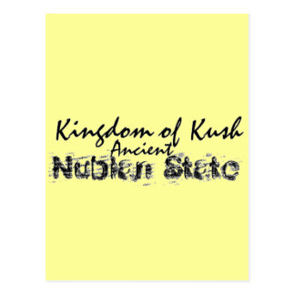 Africankoko Kingdom of Kush, Nubian ,Egypt, Sudan Postcard