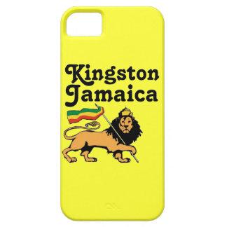 Africankoko Kingston de encargo, Jamaica Funda Para iPhone SE/5/5s
