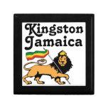 Africankoko Kingston de encargo, Jamaica Caja De Recuerdo