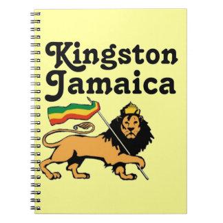 Africankoko Kingston de encargo Jamaica Libreta