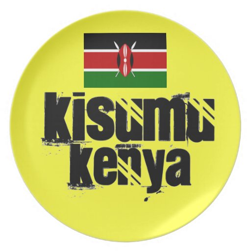 Africankoko Kisumu de encargo, Kenia Platos De Comidas