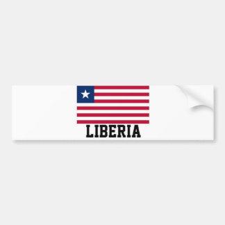 Africankoko, Liberia Etiqueta De Parachoque