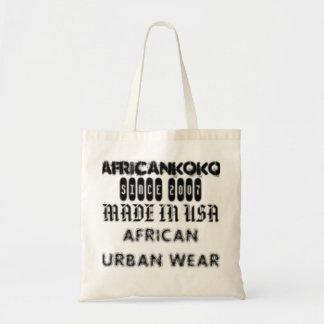 Africankoko modificó marca para requisitos particu bolsas