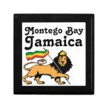 Africankoko Montego Bay de encargo, Jamaica Caja De Regalo