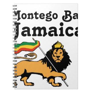 Africankoko Montego Bay de encargo Jamaica Cuadernos