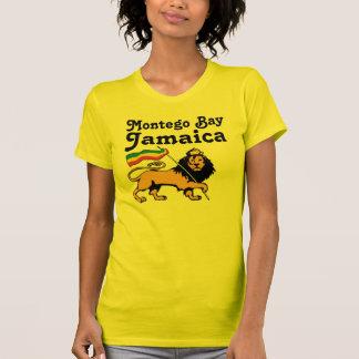 Africankoko Montego Bay de encargo, Jamaica Camisetas