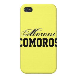 Africankoko Moroni de encargo, los Comoro iPhone 4 Carcasas