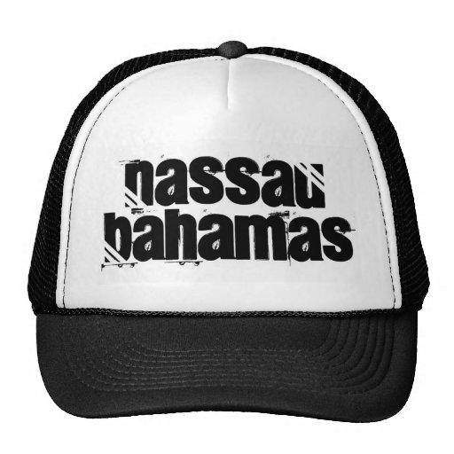 Africankoko Nassau de encargo, Bahamas Gorros Bordados