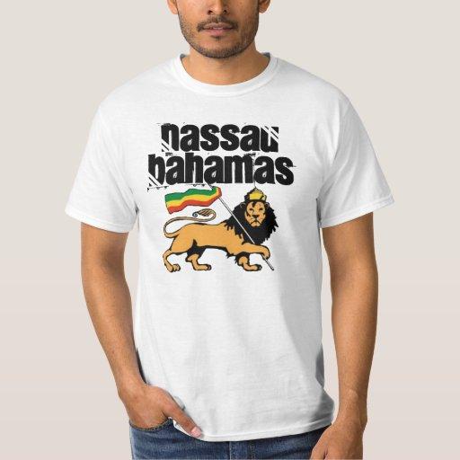Africankoko Nassau de encargo, Bahamas Polera