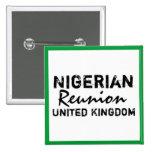 Africankoko  Nigerian  Reunion United Kingdom Buttons