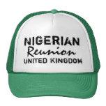 Africankoko  Nigerian  Reunion United Kingdom Hat