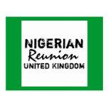 Africankoko  Nigerian  Reunion United Kingdom Post Cards