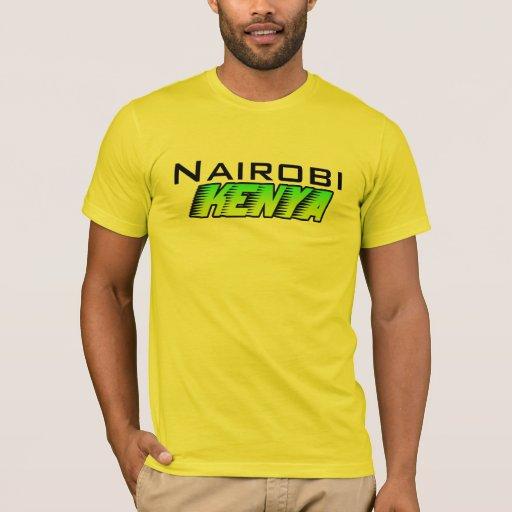 Africankoko Shimoni de encargo, camisetas de Kenia