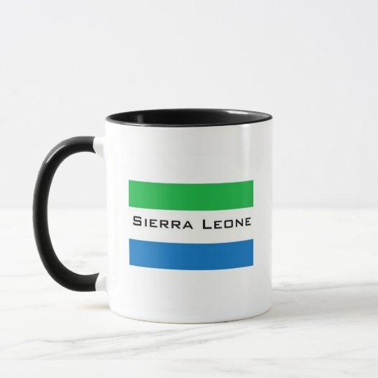 Africankoko ,Sierra leone Mug