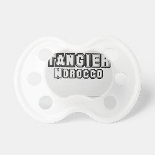 Africankoko Tánger de encargo, Marruecos Chupetes