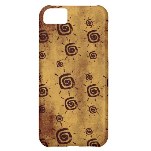 Africano Sun Carcasa iPhone 5C