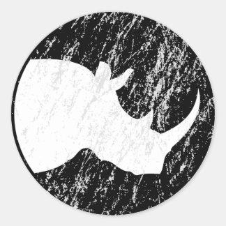 AfricanRiders com sticker