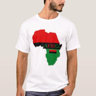 Africa's Map Designer#3 Name Brand Shirts